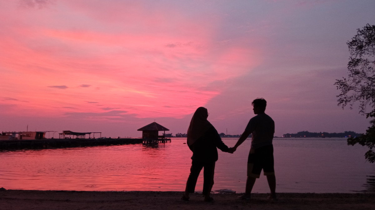 Menikmati Liburan di Ekowisata Perairan Pulau Pramuka, Bakal Dapat Ilmu dan Kesenangan