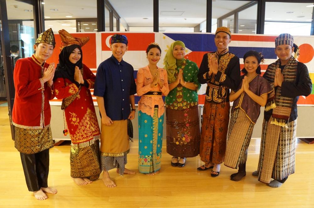 Indonesia Tampil Meriah di ASEAN Festival, Jepang