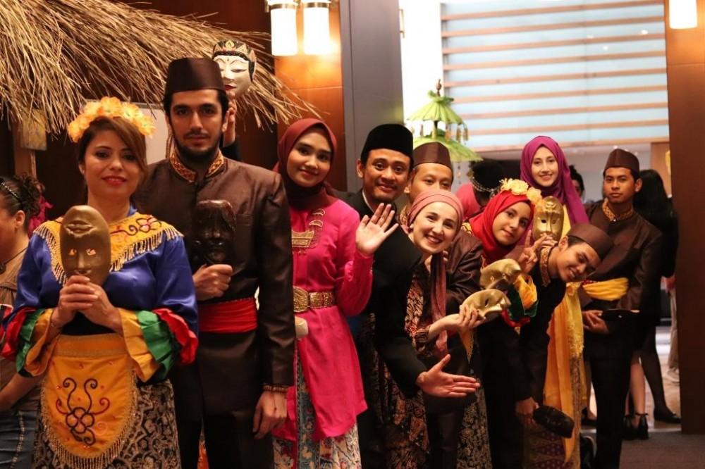 Segenggam Rasa Indonesia Menggema di Istanbul