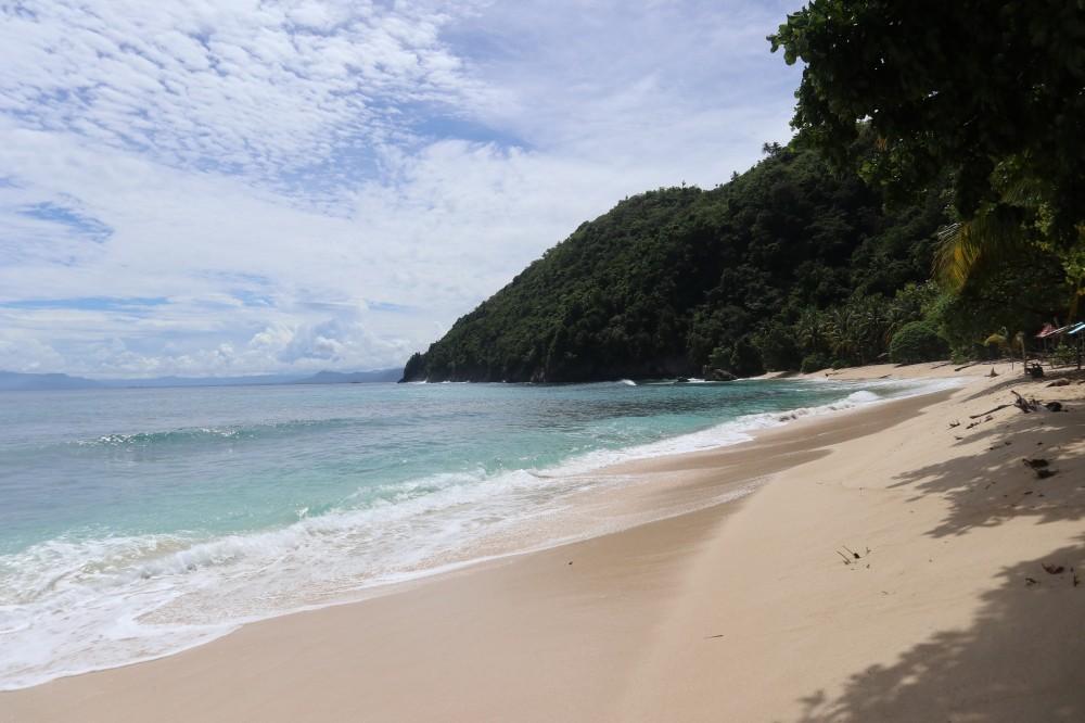 wisata alam papua