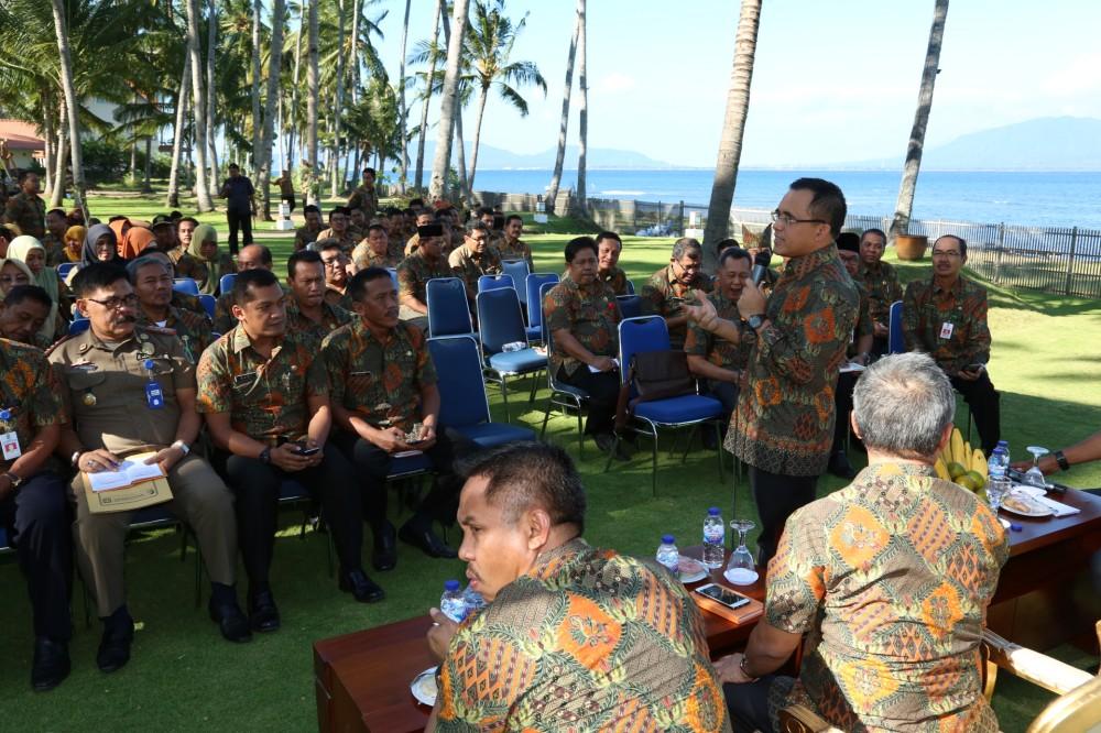 Banyuwangi Sebagai Delegasi Indonesia di Workshop ASEAN Smartcities Governance, Singapura