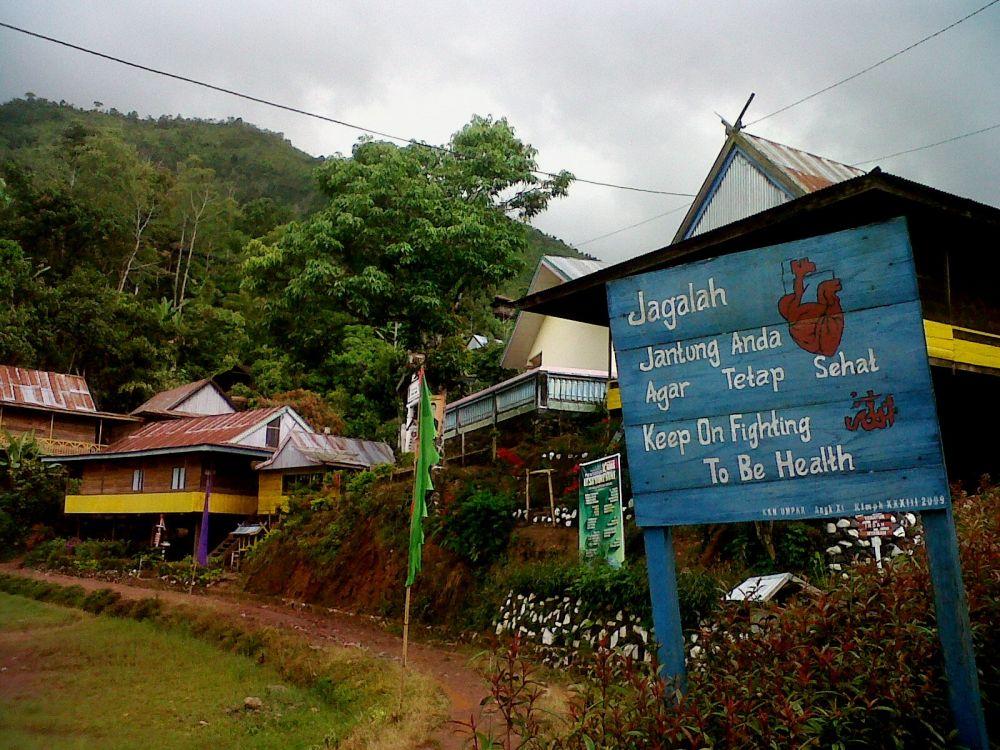Contoh Baik Desa Tanpa Asap Rokok di Sulawesi Selatan