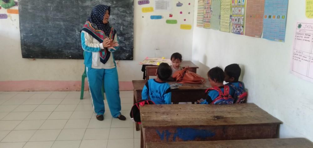 Cerita Perjuangan dari Seorang Pejuang Pendidikan
