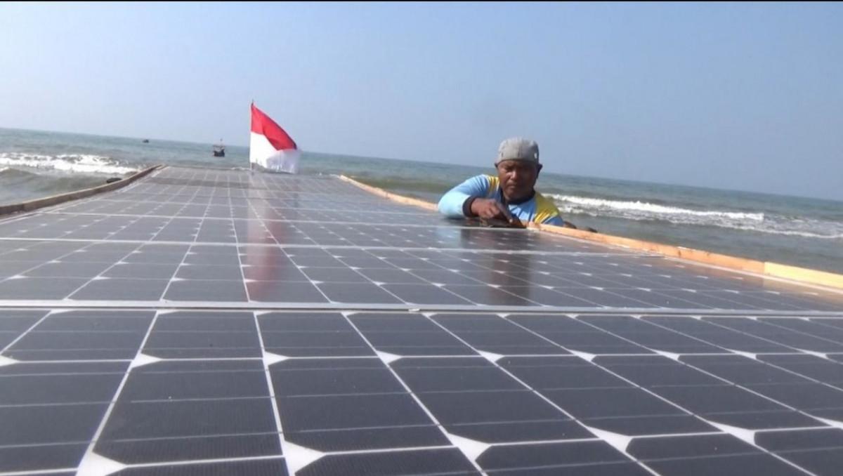 Perahu Nelayan Tenaga Surya, Wujud Manfaat Energi Matahari Nelayan Indonesia