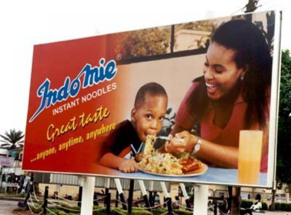 Indomie is in da Hood, Baby!