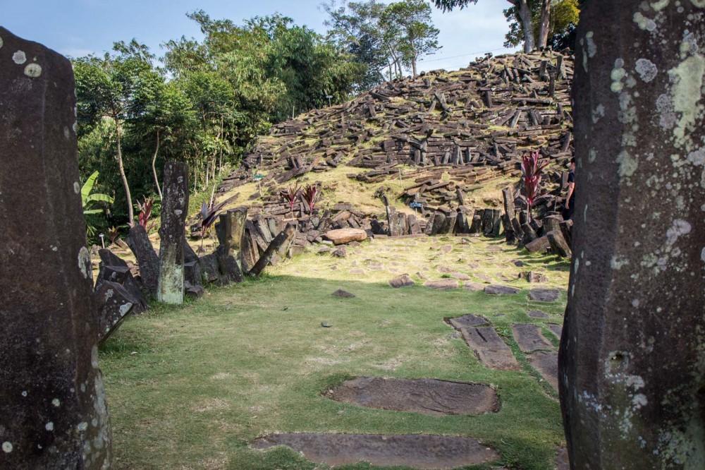 Bukan di Mesir, Struktur Piramida Tertua di Dunia Justru Ada di Indonesia