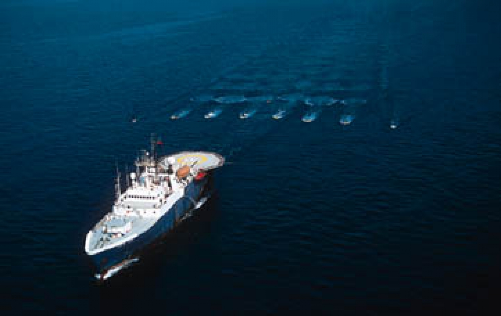 Indonesia Gets First Seismic Vessel