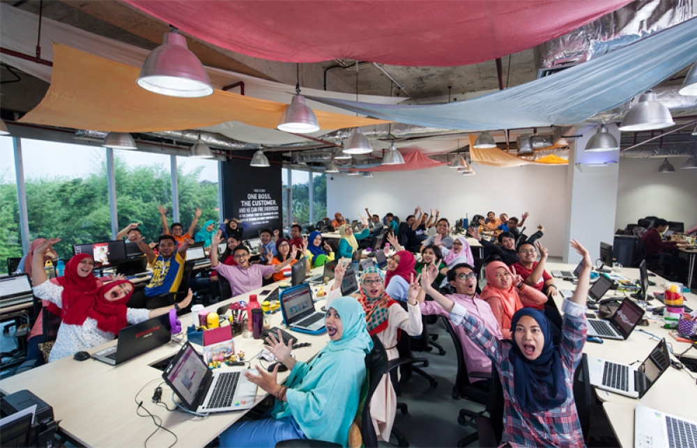 Indonesia is very Positive to become Asia's Silicon Valley