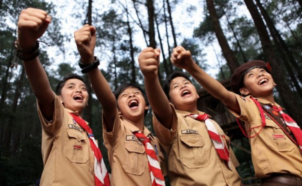 Indonesia Kembali Terpilih Menjadi Anggota Komite Pramuka se-Asia Pasifik