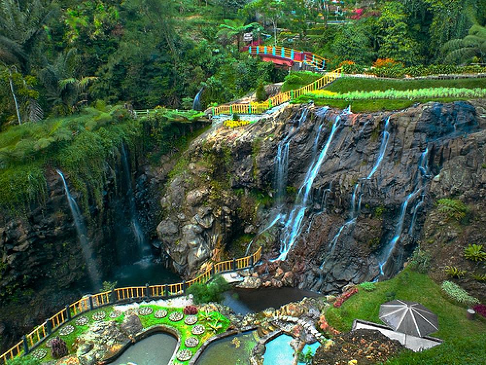 Indonesia punya Kebun Raya Baru. Di Banyumas