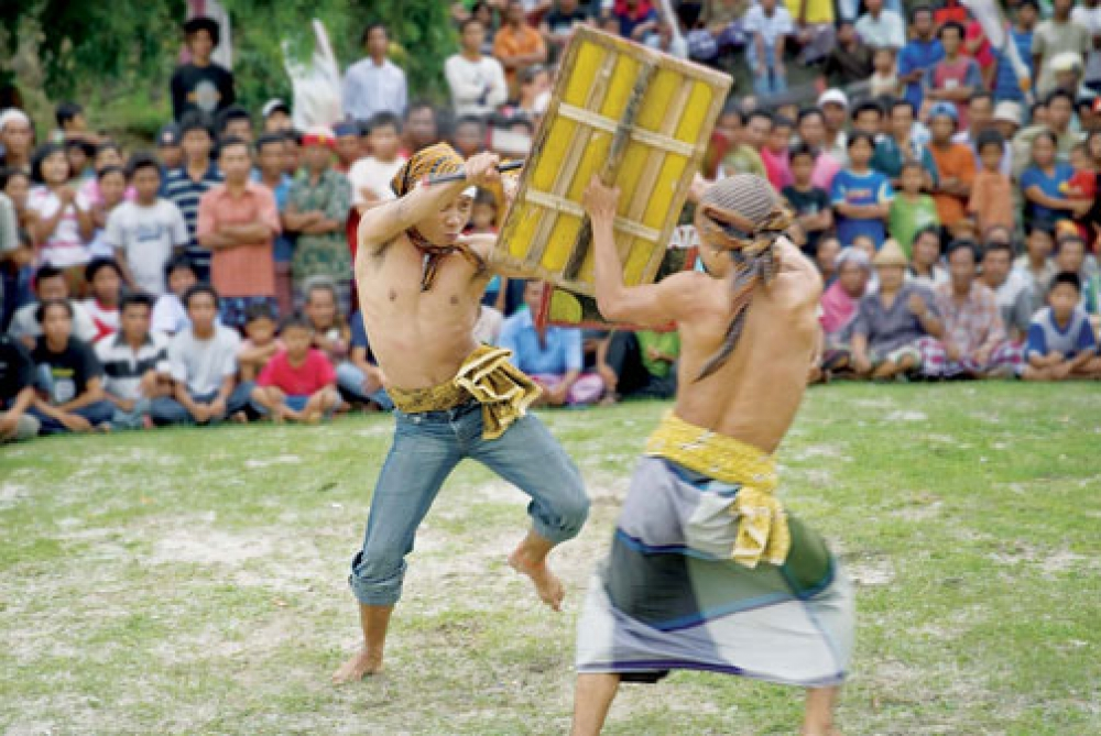 Indonesian Fight Clubs