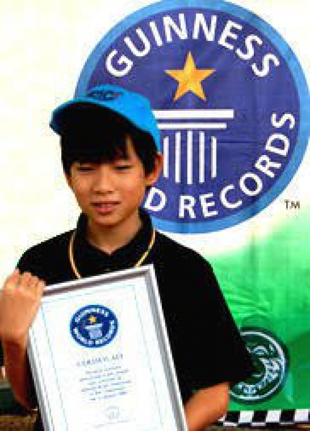 Indonesian in Guiness Book of Record