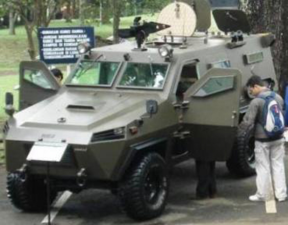 Indonesian Military Industry