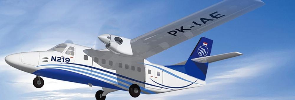 Inilah Spesifikasi N-219, Pesawat Baru Buatan Anak Bangsa
