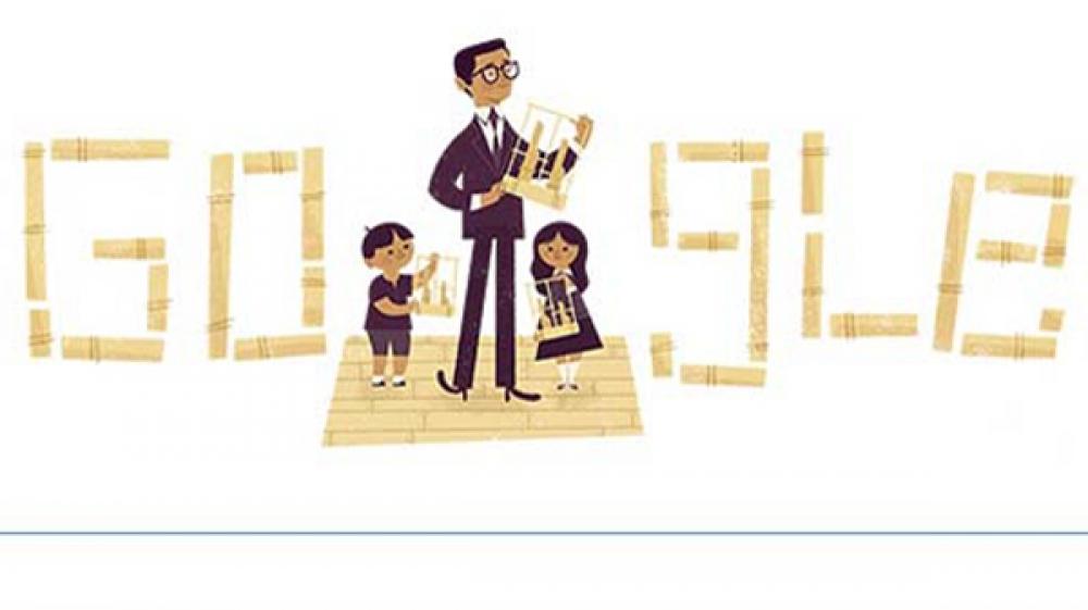 Inilah Tokoh Indonesia yang Jadi Google Doodle Hari Ini