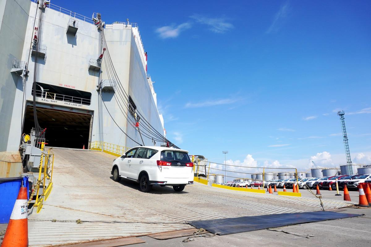 Ekspor Toyota Q1 2021, Lanjutkan Tren Pemulihan Industri Otomotif Nasional
