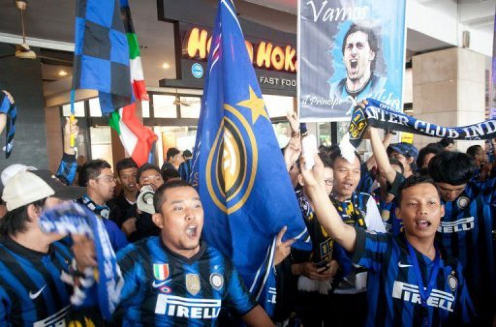 Inter Milan and Football Schools in Indonesia