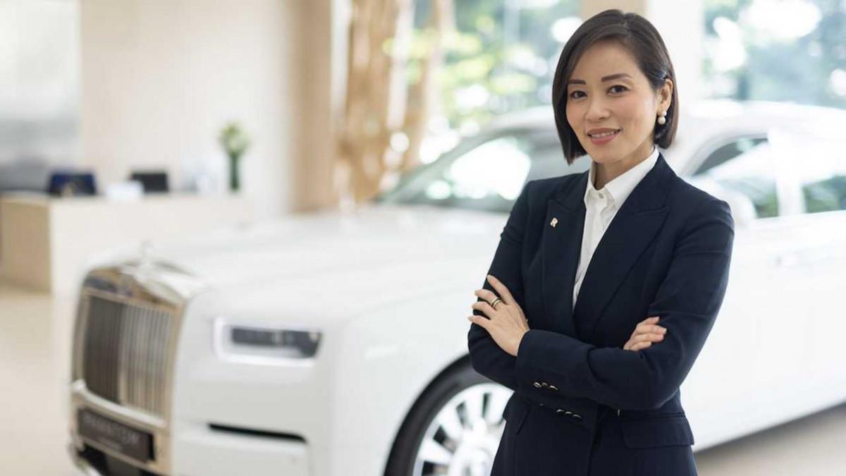 Dari MINI ke Rolls-Royce, Irene Nikkein Bukti Wanita Indonesia Berjaya di Bidang Otomotif