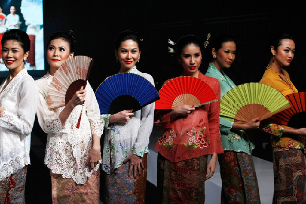 Islamic Fashion Goes Stylish in Indonesia