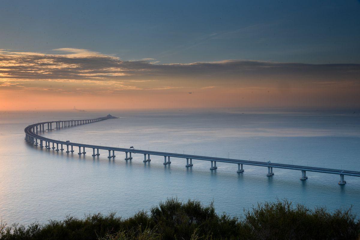 Membelah Lautan, Jembatan Batam-Bintan Bakal Menjadi Jembatan Terpanjang di Indonesia