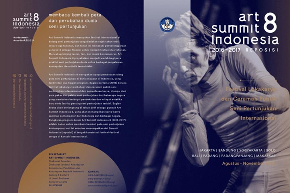Art Summit Indonesia, Festival dimana Indonesia Mengundang Dunia