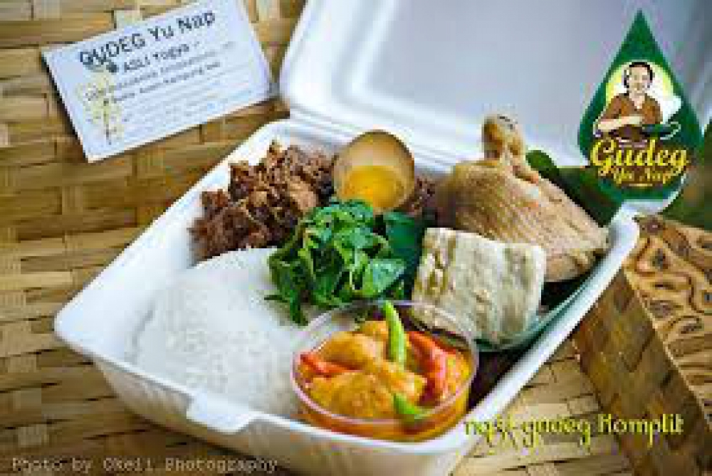 Jajanan Indonesia di World Street Food Congress