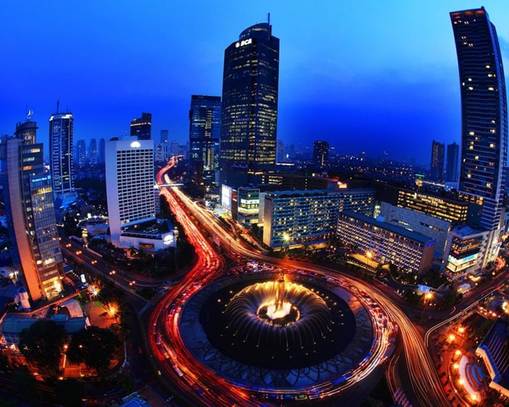 Jakarta Mempunyai Pencakar Langit Baru Terbanyak di Dunia di Tahun 2015