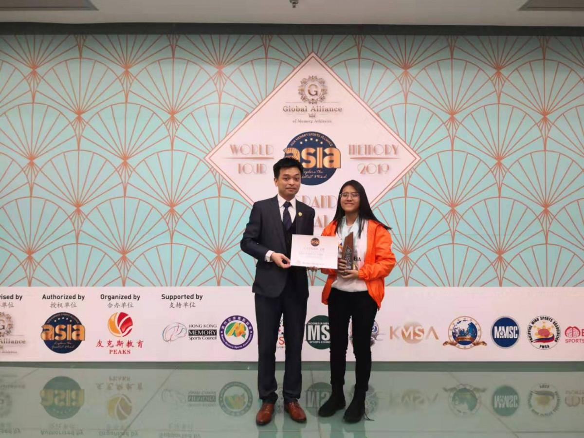 Remaja Indonesia Pecahkan Rekor Mengingat di Dunia!