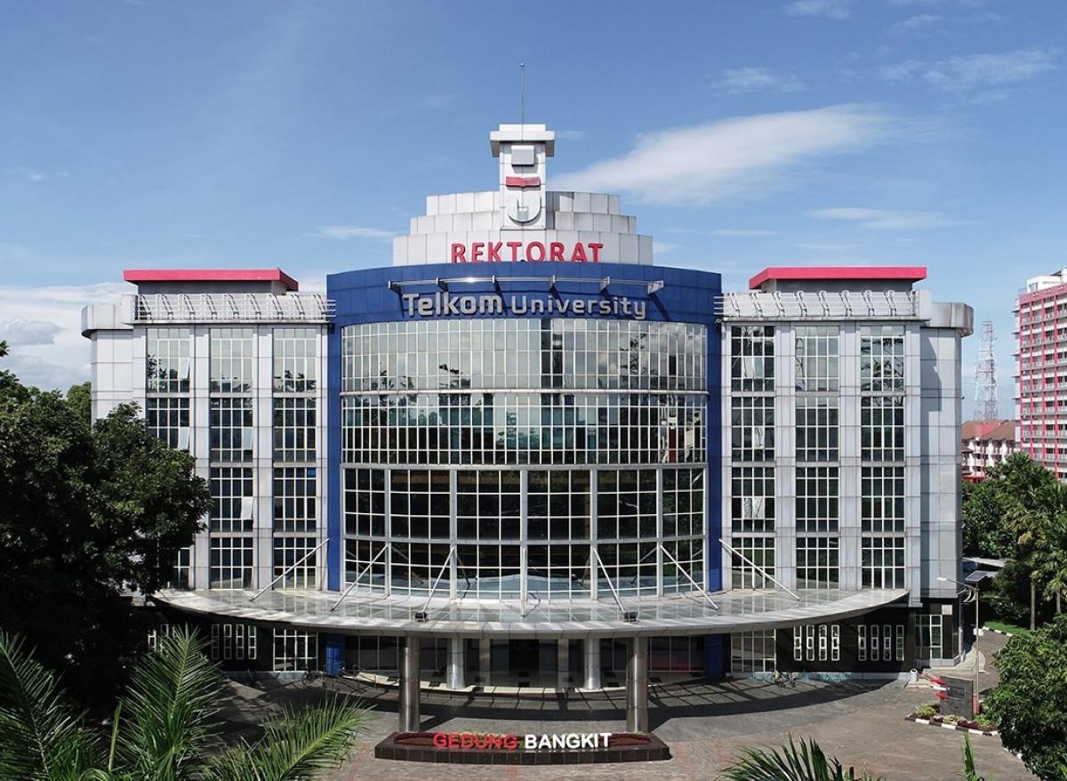 7 Kampus Terbaik di Bandung 2021, Tel-U Tembus Peringkat Pertama