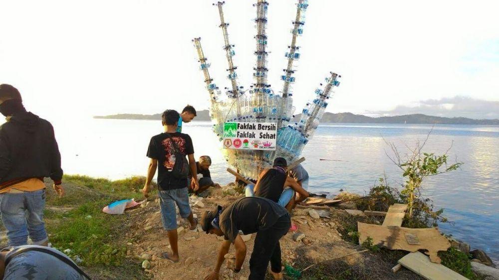 Jelajah Fakfak, Organisasi Pecinta Alam dan Budaya