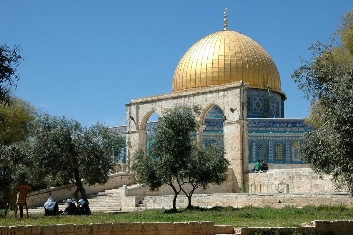 Rindu Palestina pada Indonesia