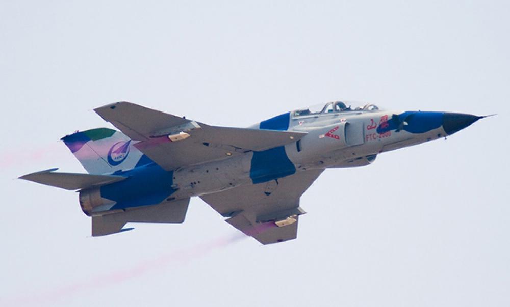 Jet-Blast In The Sky