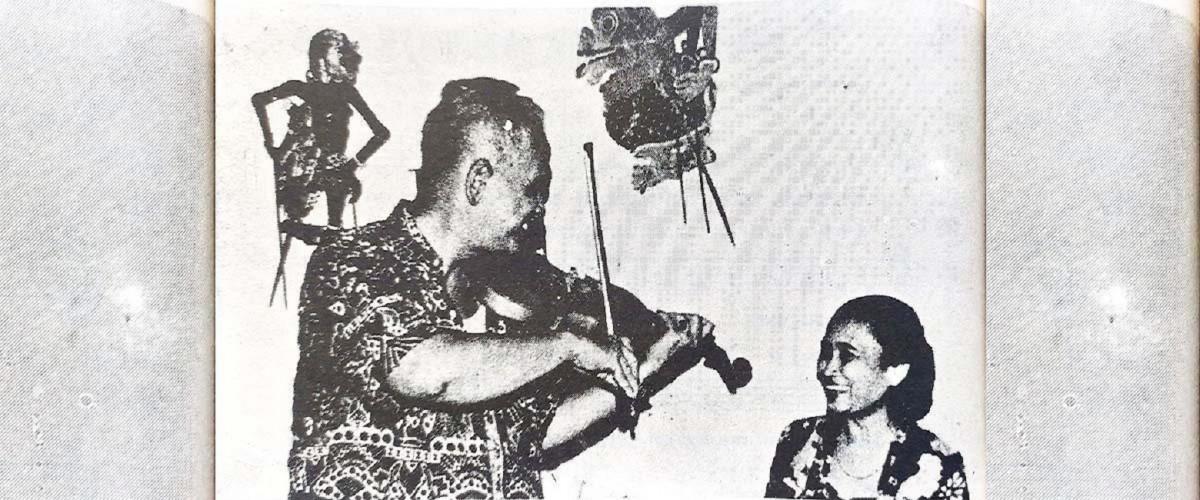 Mengenal Kisah Pak Dal dan Mahakarya Lagu Bintang Kecil