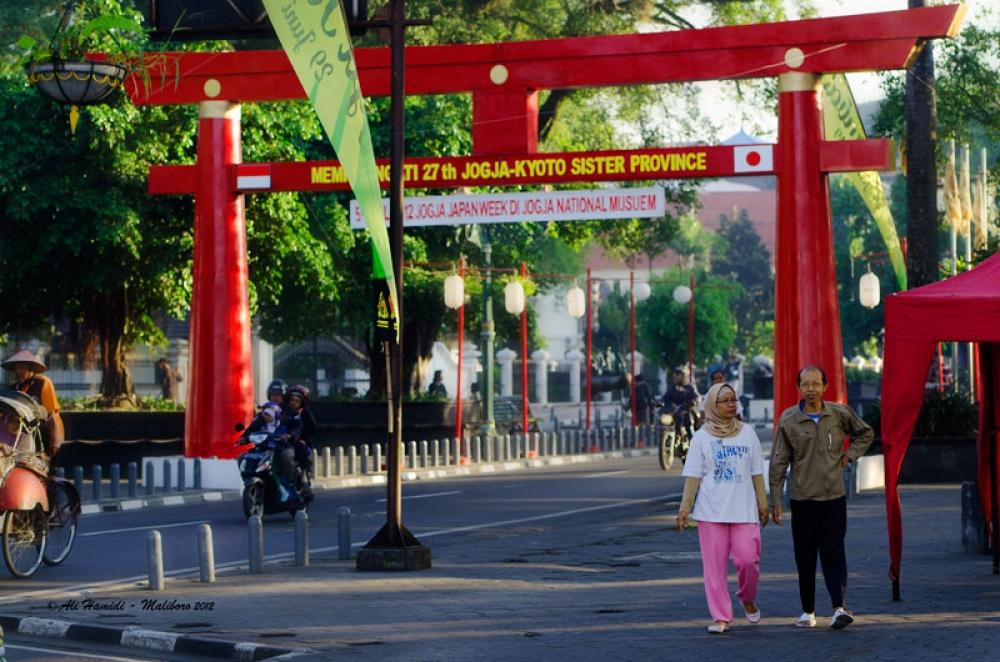 Kota-kota di Indonesia dan Kembarannya di Dunia