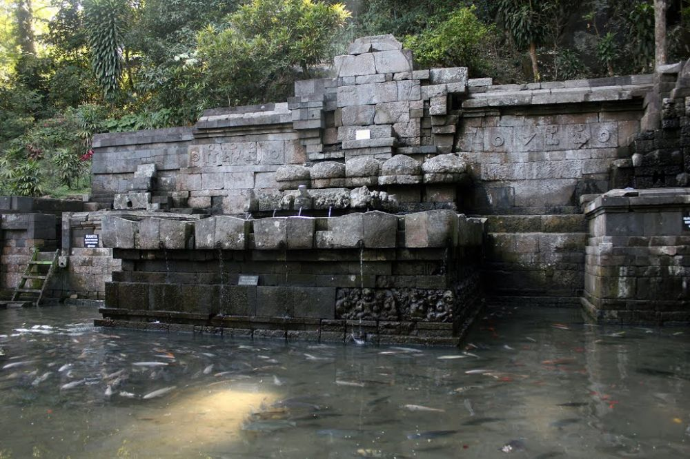 Petirtaan Jolotundo, Kolam 'Air Zam-zam'-nya Indonesia