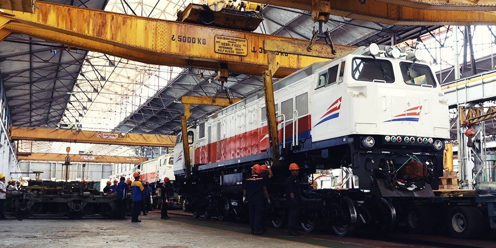 Kereta Api Indonesia Akan Merambah ke Sudan