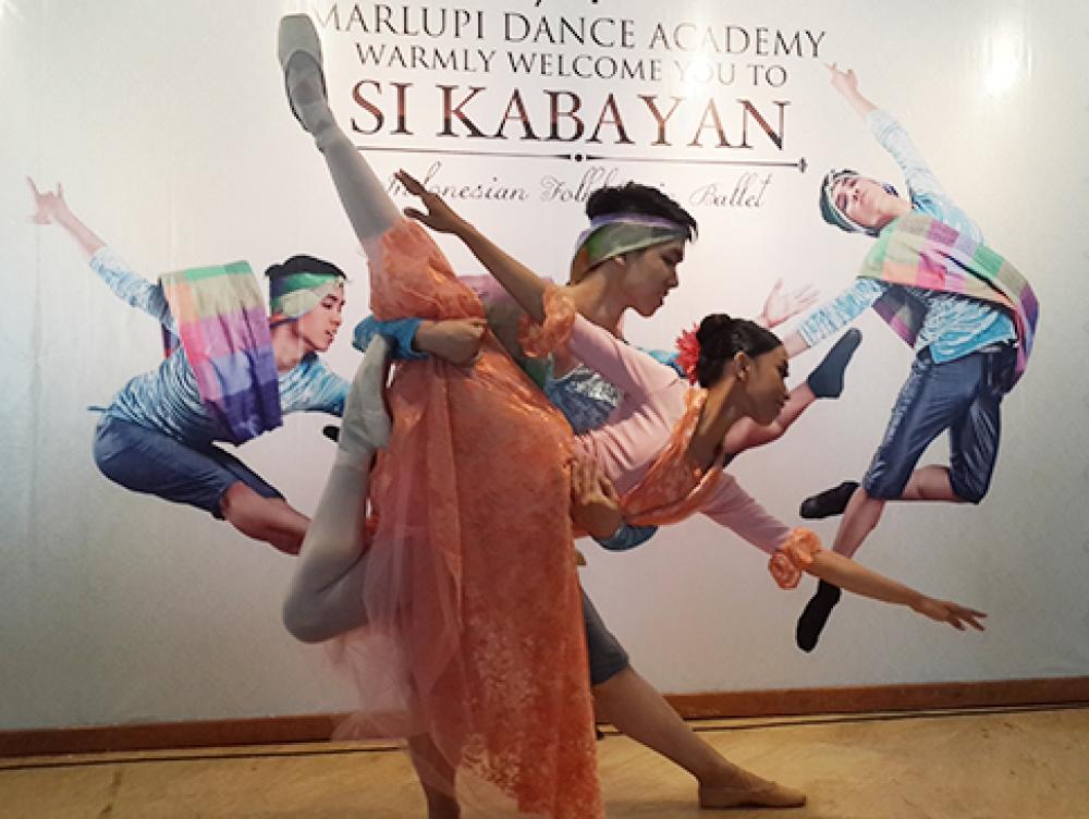 Kala Balet Bercerita Kabayan