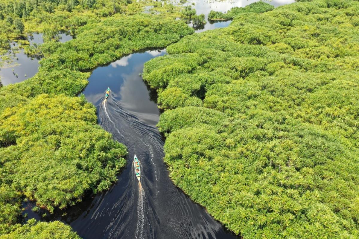 Selisik Wisata Alam Terbaik di Pulau Borneo