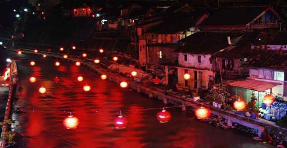 Kampungku Cahayaku, Pesta Rakyat Jogja Sambut Tahun Baru