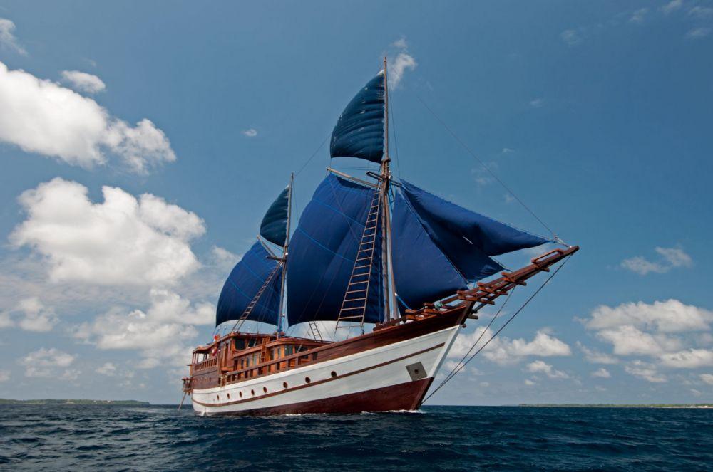 Bisakah Kapal Dibuat Tanpa Blue Print? Kapal Indonesia ini Bisa!