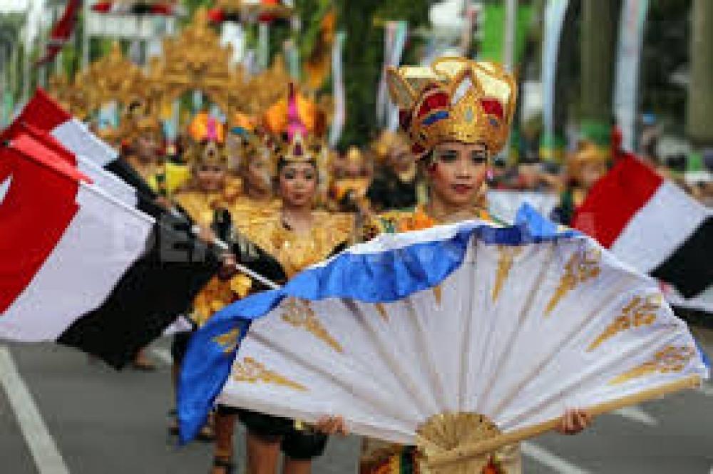 Karnaval Asia Afrika yang Meninggalkan Cerita