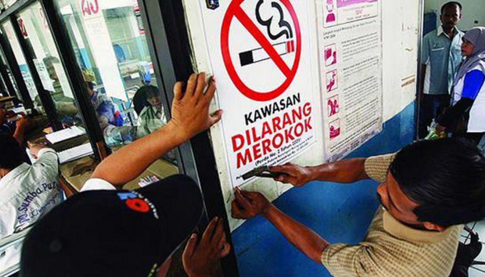 Kawasan Dilarang Merokok, Cara Pemerintah Jakarta Lindungi Warga