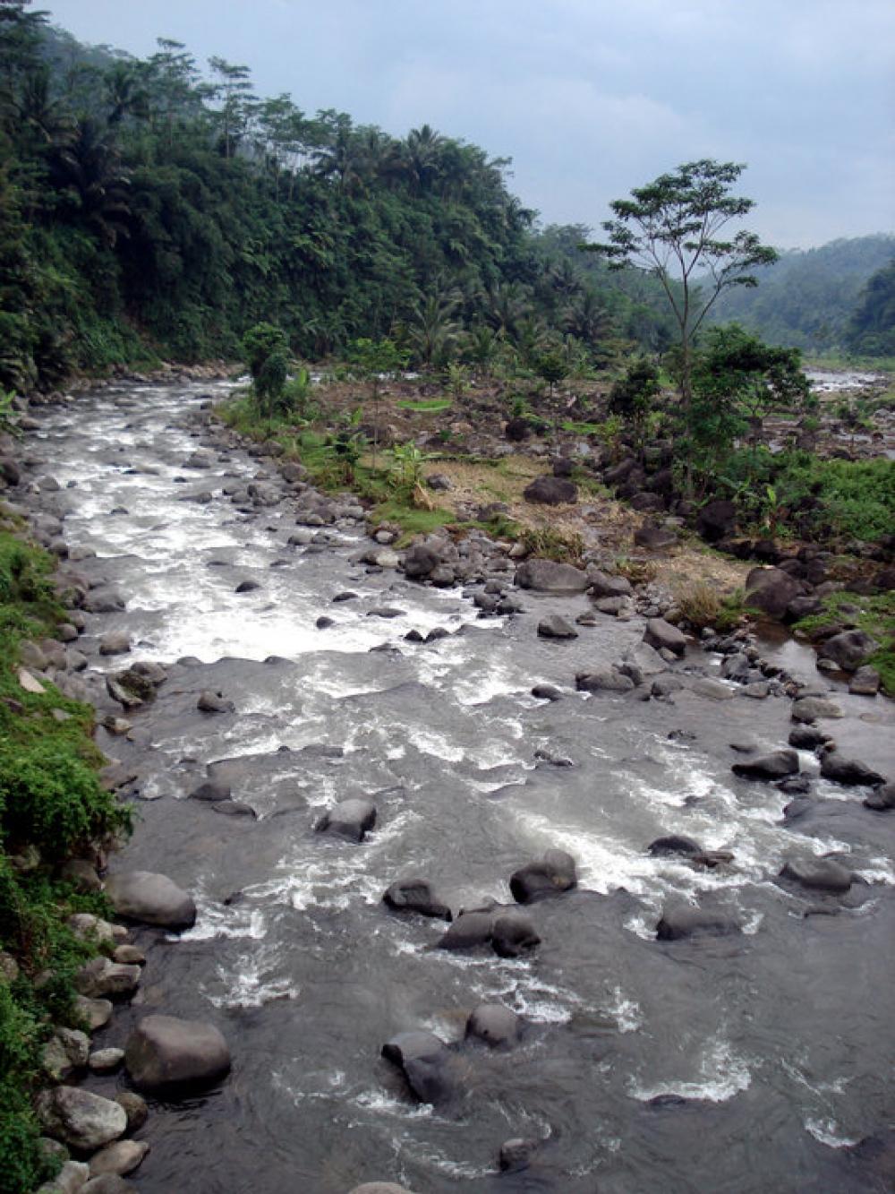 Kayaking in Purbalingga