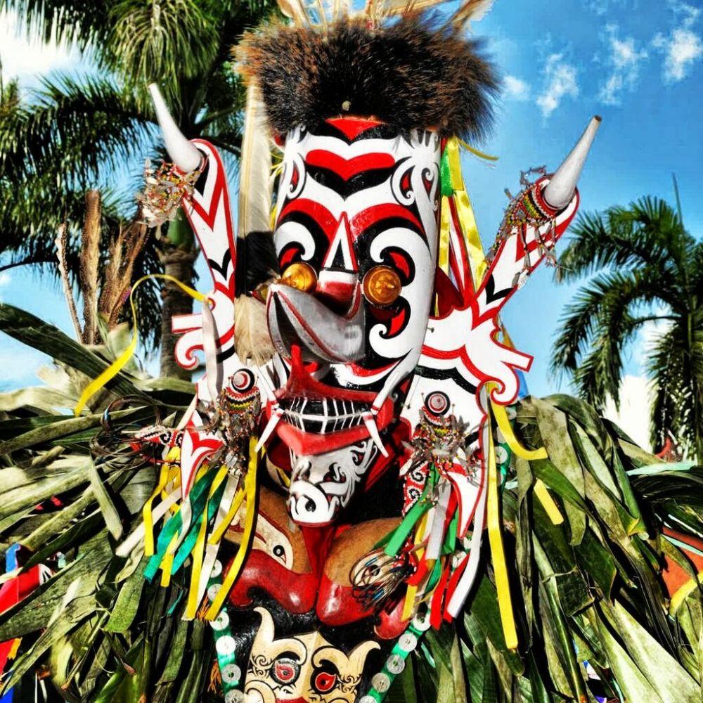 Tarian Jelmaan dari Kalimantan