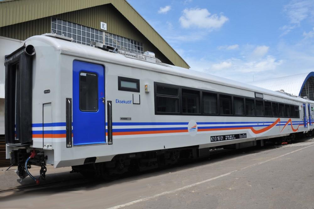 PT INKA Siap Ekspor 75 Gerbong Kereta. Ke Mana Tujuannya?