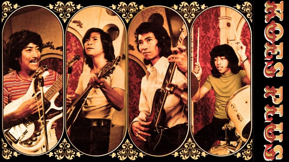 Kisah Grup Musik Legendaris Indonesia Diangkat ke Layar Lebar