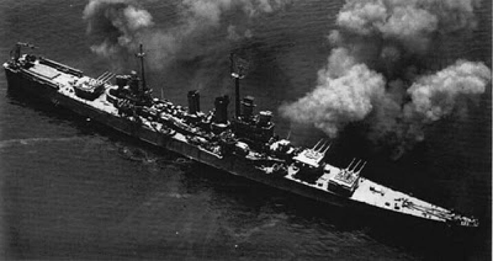 KRI Irian Kapal Perang terbesar di Asia yang pernah dimiliki Indonesia