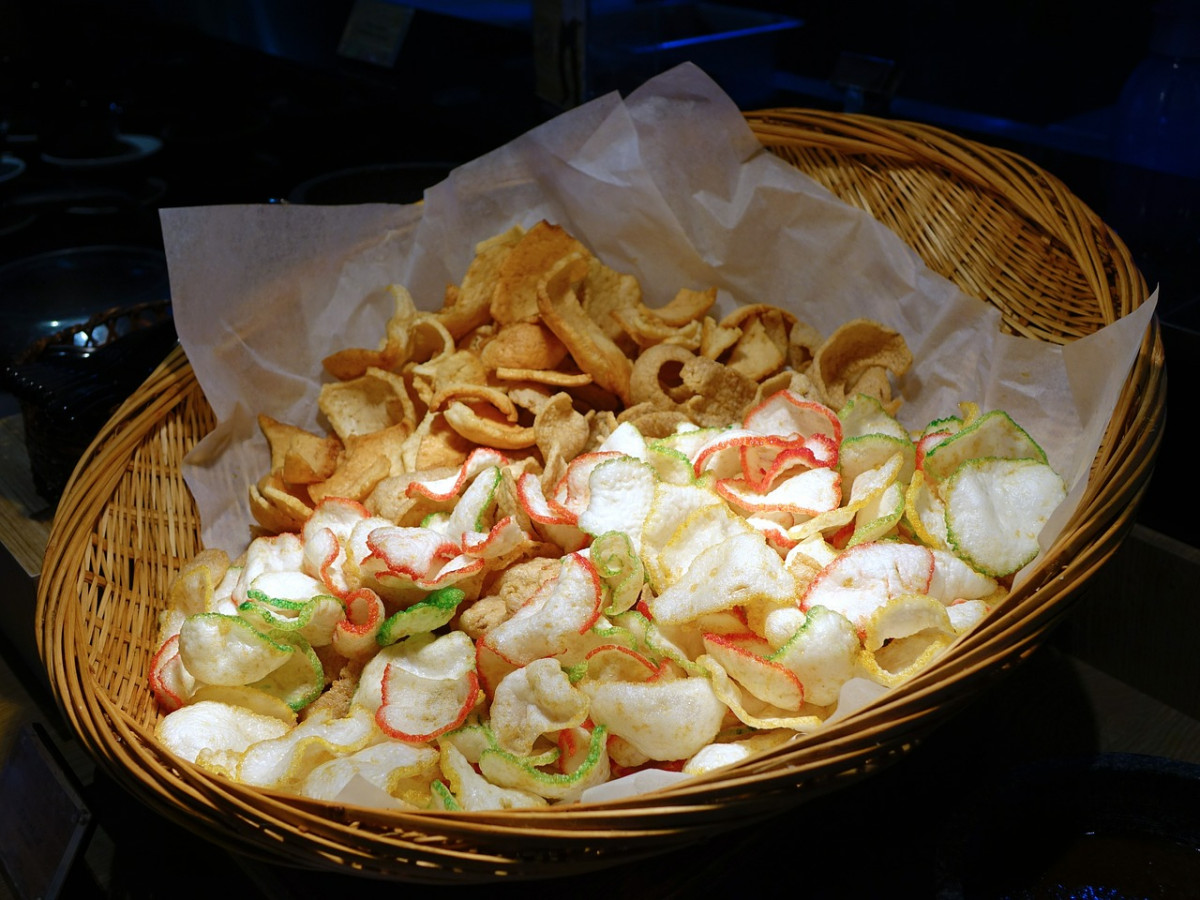 Kerupuk, Primadona Pendamping Makan Orang Indonesia