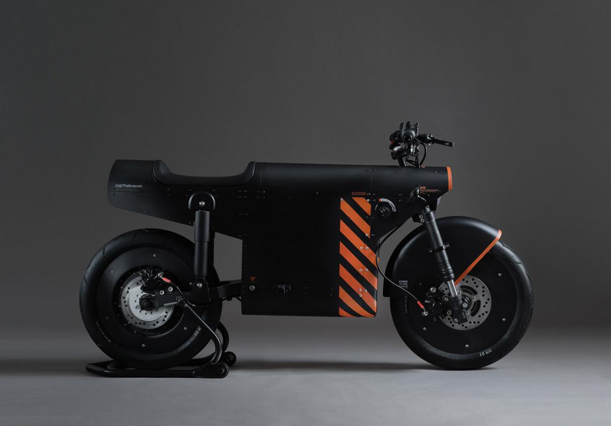 Keren! Motor Listrik Karya Anak Bangsa Ini Bakal Dipajang di Galeri Internasional Makau