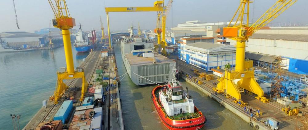 PT PAL Indonesia (Persero) Produksi Dua Kapal Cepat Rudal (KCR) 60 Meter